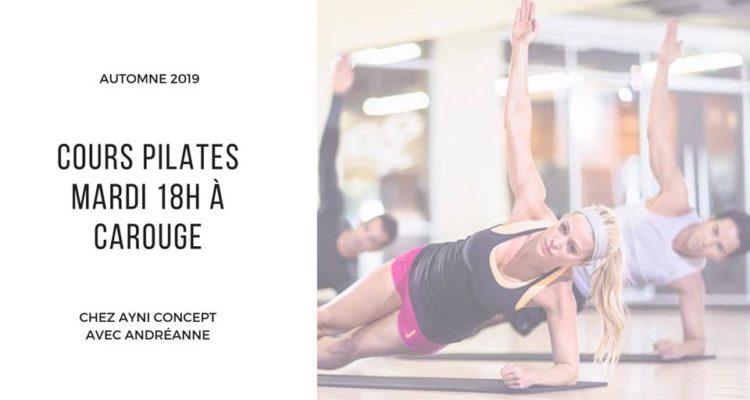 Ayni Concept propose Pilates les mardis 18h