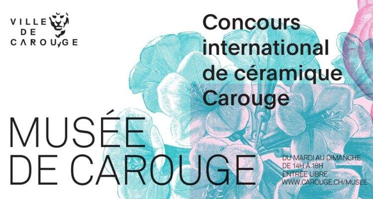 Exposition: Concours international de Céramique, Carouge